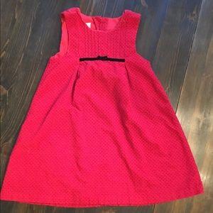 EUC vtg corduroy dress size 6